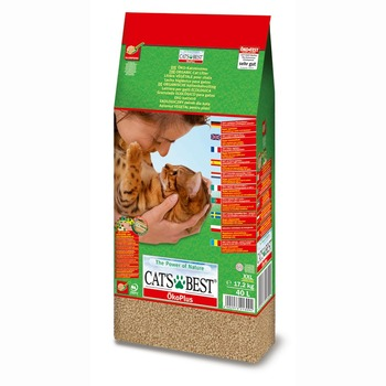 Cats best öko plus 9kg 20l