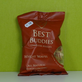 Best buddies chips wheat waves